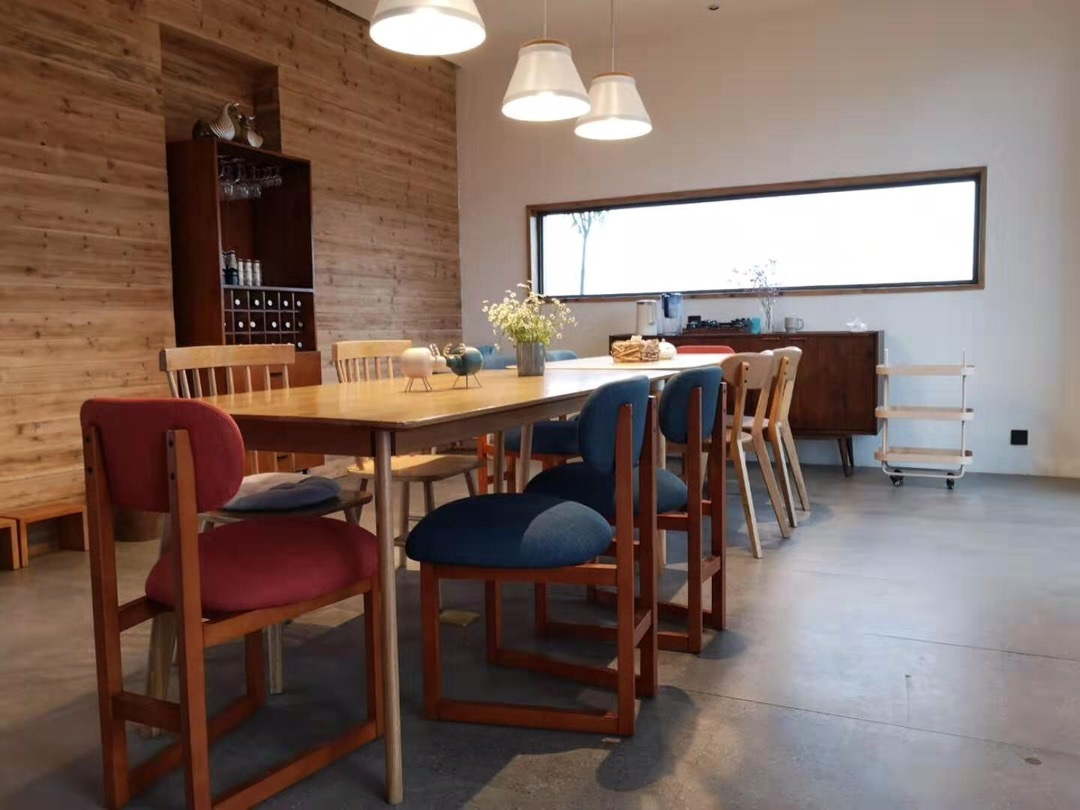 喻峰(茶山吾舍)对造作8点实木软椅®发布的晒单效果图及评价