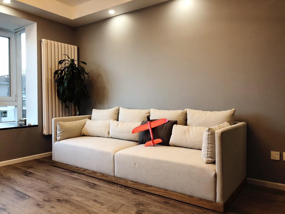 晶晶对造作远山沙发®发布的晒单效果图及评价