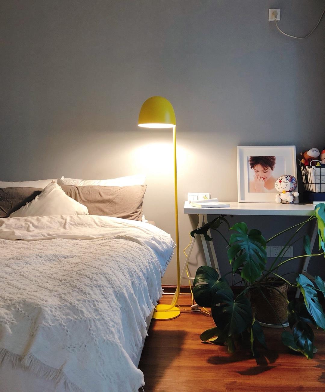 黄黄对造作水母地灯®发布的晒单效果图及评价
