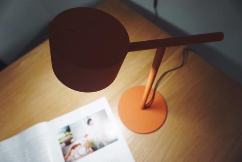 小萌对光匙台灯发布的晒单效果图及评价