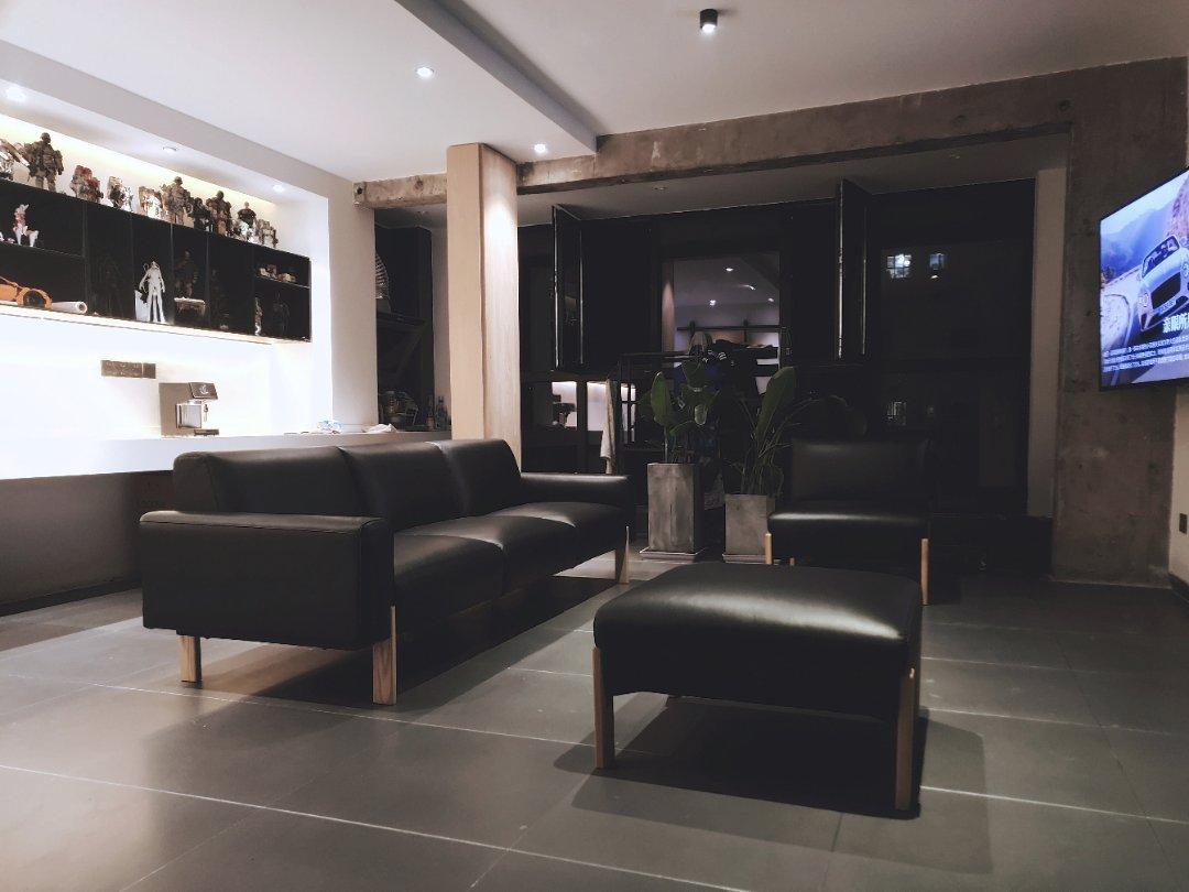 达达对飞鸟沙发真皮版发布的晒单效果图及评价