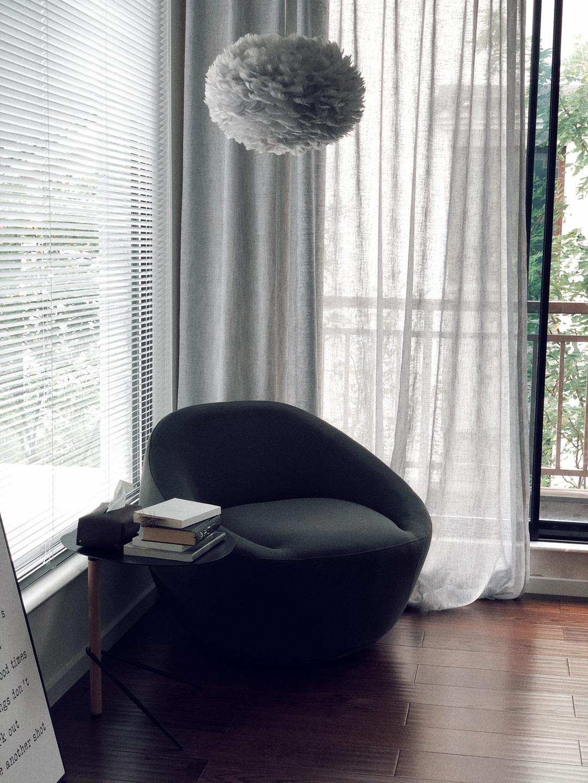 宅夫人对秋露沙发发布的晒单效果图及评价