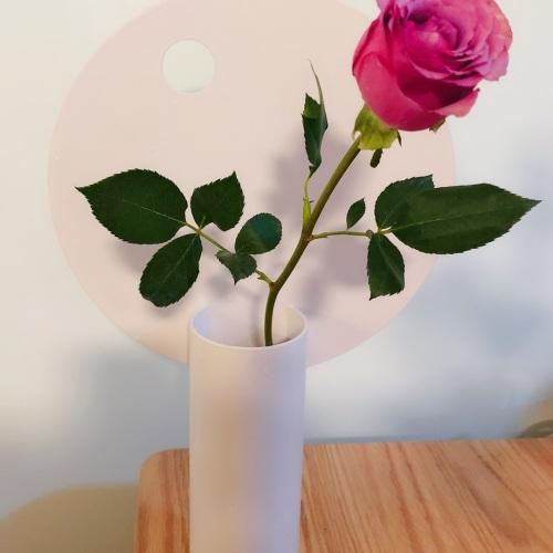 小花卷_圆率组合装饰花瓶怎么样_2