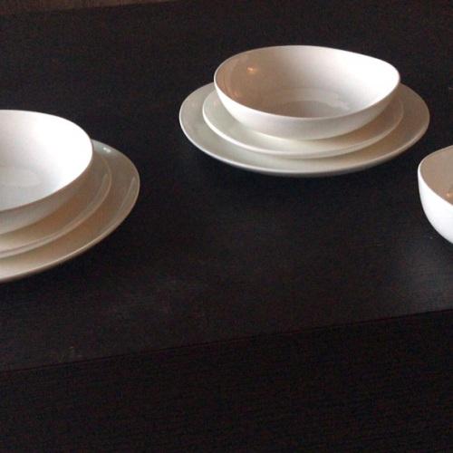 窗边的豆豆_涟漪餐具10件组怎么样_3